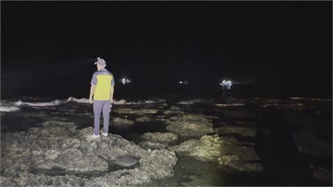 台東6旬男相約友人潛水捕魚 卡礁石底身亡