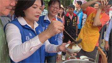 雲林也辦首屆滷肉飯節 千人戶外開扒大啖