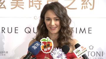 愛台代表!瑞莎全家定居台灣 自豪「可以當導遊了」