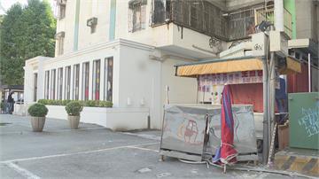 東區黃金地段1坪租1萬 地主掛保證:警察不取締