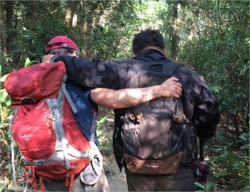 快新聞/太扯!130公斤男子爬火炎山喝酒醉倒 警消營救嘆濫用社會資源