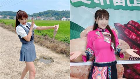 劉樂妍哭訴「境外人士」總踢鐵板 小粉紅一看瘋狂開嗆