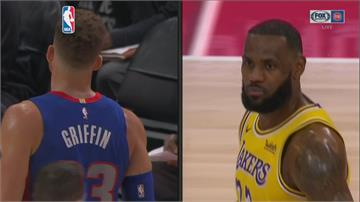 NBA/詹姆士下半場熄火僅得2分!湖人本季首吞連敗