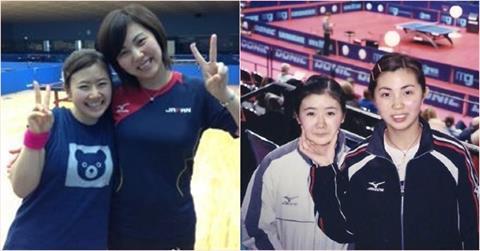福原愛、江宏傑宣告離婚恢復單身 她多年私人桌球教練轉發微博發聲!