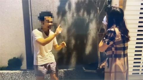 熱心過頭吃官司!台南婦人勸路人戴口罩 扭打壓制牆邊挨告
