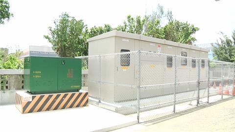 大停電扮演救援角色!  台灣首座TESLA儲能 0.2秒將電力充入台電電網