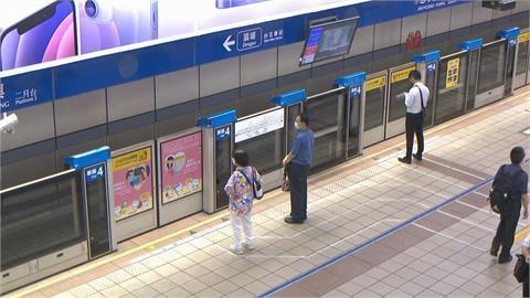 快新聞/傳保全、清潔員確診!台北捷運:依指揮中心公布為準