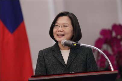 快新聞/蔡英文獲HFX論壇「馬侃獎」 外交部歡迎:誠摯感謝國際友人支持