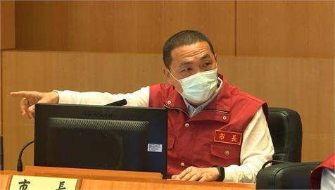 LIVE/亞東醫院1院內感染者死亡 侯友宜14:40召開記者會說明