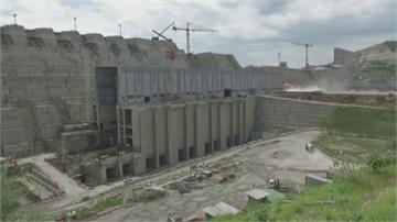 衣索比亞築水壩蓋水力發電廠 下游蘇丹埃及恐乾旱