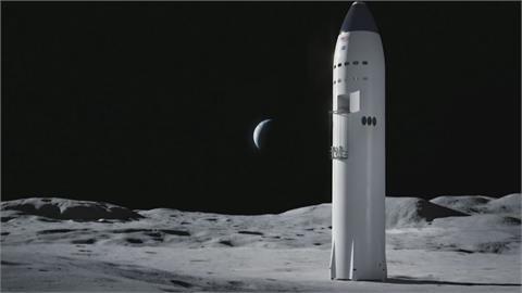 馬斯克贏得NASA登月計畫合約 藍源公司提出抗議
