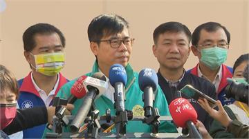 快新聞/展現撐香港決心 陳其邁:會提供在高雄的港人一切必要協助