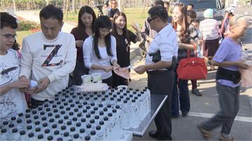 慶祝韓國瑜當選還是沾光?業者連三天送888份滷肉飯