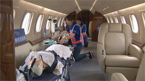 台帛旅遊泡泡勢在必行 若染疫擬用醫療專機運返
