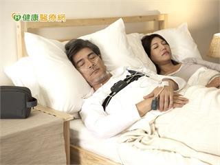 苦!枕邊人鼾聲雷動 睡眠呼吸中止症睡再久也沒精神