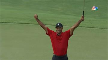 老虎伍茲稱霸巡迴錦標賽 終結5年冠軍荒