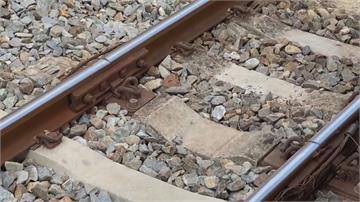 台鐵一早又發現19cm斷軌!綠委痛批「還有救嗎?」