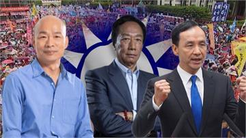 郭台銘嗆:蔡衍明若當藍黨魁 「中華民國被沒收」