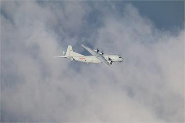 快新聞/共機又擾台! 1架運8反潛機侵入我西南空域 空軍防空飛彈追監