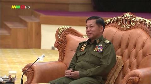 緬甸政變半年 軍政府宣布:2023年8月大選、解除緊急狀態