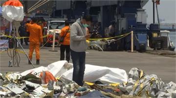 獅航墜海第二日 官方掌握失事位置全力打撈