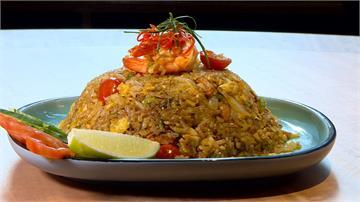 泰國酸辣蝦湯「吃乾的」 炒飯米粒有蝦味