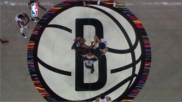 NBA/暴龍一度落後16分 籃網遭逆轉苦吞5連敗