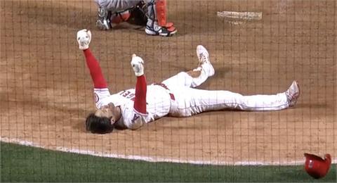 MLB/大谷翔平超狂!單場雙響砲、9下盜壘又跑回再見分