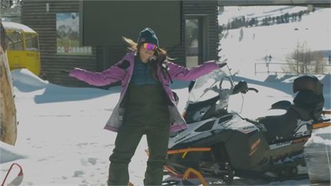「我家後院就是滑雪場」 造就歐洲年度最佳女選手