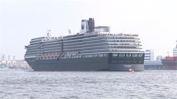 威士特丹號美籍乘客確診 續追2月4日高雄港下船接觸者