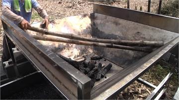 「生物炭」除臭當肥料!古坑麻園讓廢竹變黑金