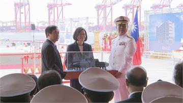 藍凍結潛艦國造預算綠委:配合中國削弱台戰力?