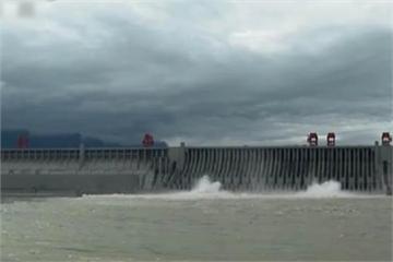 快新聞/三峽大壩剉咧等! 長江2020年第3號洪水形成 明晚入庫流量超驚人