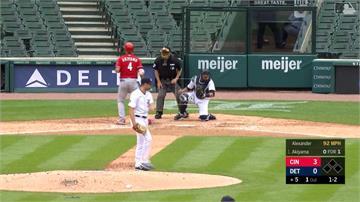 MLB/去年只出賽13場的二年級生 老虎亞歷山大連9K名留青史