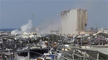 貝魯特大爆炸死傷慘重 黎巴嫩總統向國際求援