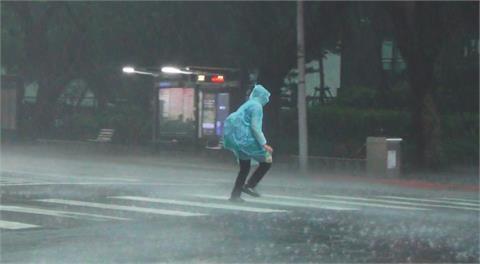 大雨狂炸西半部!彭啟明「這只是前菜」揭未來4日趨勢:這2天最慘