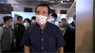 趙少康重返國民黨 馬英九聽到「笑而不答」