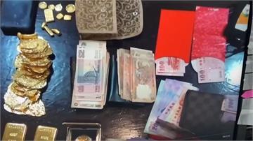 寺廟遭竊  兩名宵小偷走保險箱損失六百萬財物 竊賊摸清作息犯案