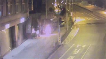 放火燒兒子的遊覽車! 台南翁對消防人員訴苦:養子無路用...