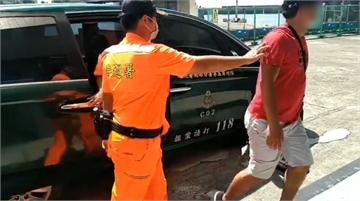 快新聞/今年第十起騷擾海龜案! 菲律賓籍遊客小琉球觸摸海龜遭逮