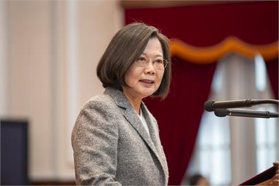 快新聞/HFX論壇正式宣布 蔡英文奪得2020年「馬侃獎」