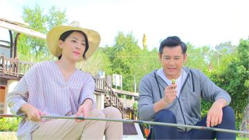 蘇晏霈出外景當度假 被遊客認出當人行立牌猛拍照