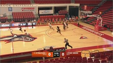 NCAA女籃抗癌鬥士 瑪加卡西亞復出首戰表現佳