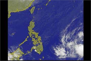 關島熱低壓 最快今日形成3號颱「鯉魚」