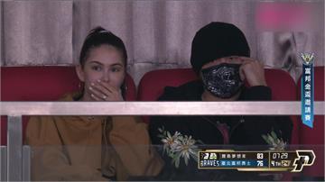 P.League+/台北熱身賽萬人進場!周杰倫、詹詠然到場觀戰