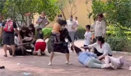 17人動物園「打群架」籠內動物「仿效互毆」!園方:場面一度失控