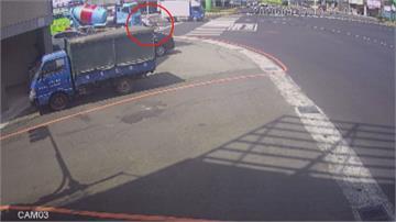 水泥車右後輪碾過老翁頭部肇事駕駛:感覺怪怪的