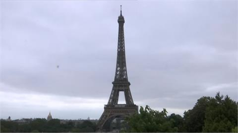 創二戰之後最久關閉紀錄 艾菲爾鐵塔解封