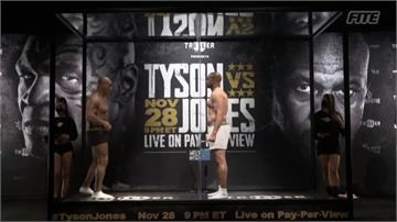 「百歲拳王」重出江湖!泰森與小瓊斯拳擊表演賽平手收場