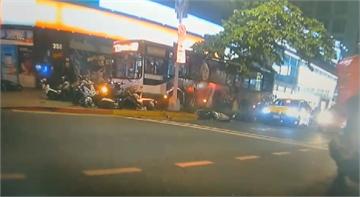 快新聞/內湖藍26公車暴衝釀死傷 北市公運處重罰18萬9000元